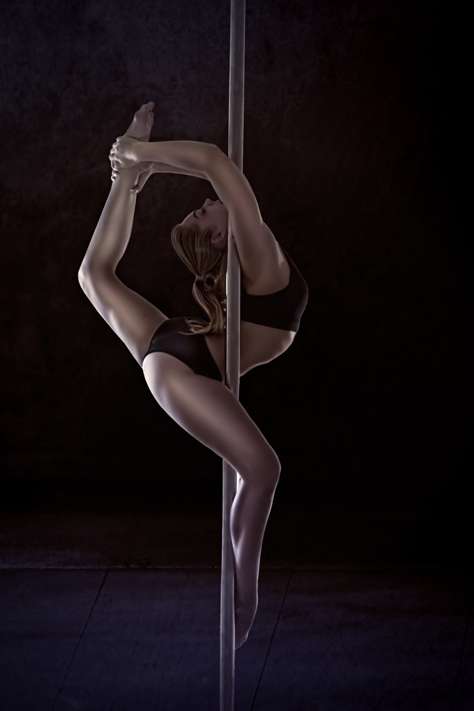 pole-stretching